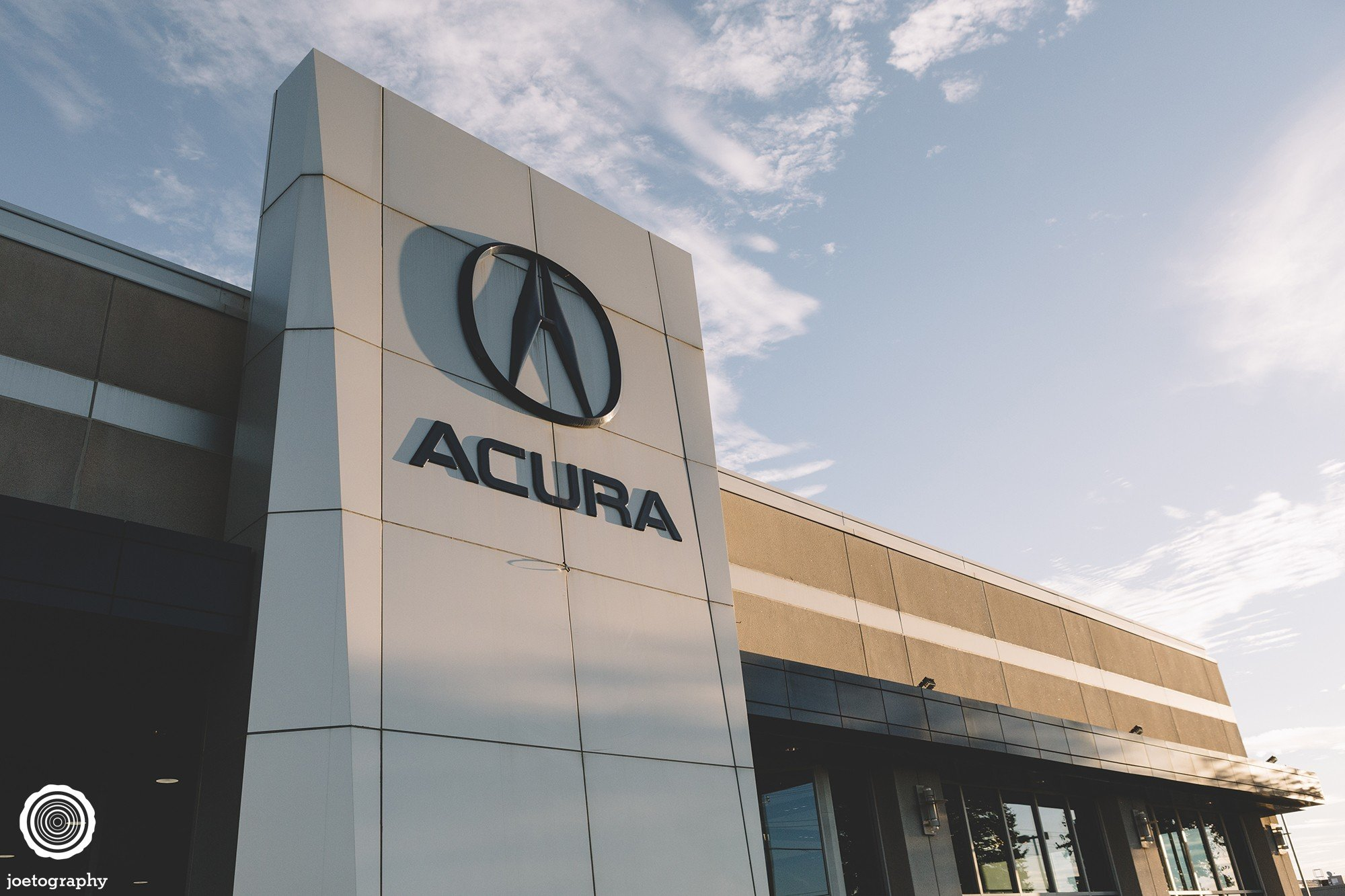 Capital Construction: Ed Martin Acura | Commercial Photography
