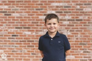 Riffle Child Portrait Session | Zionsville, Indiana - 4