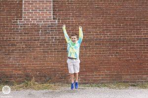 Riffle Child Portrait Session   Zionsville, Indiana - 13