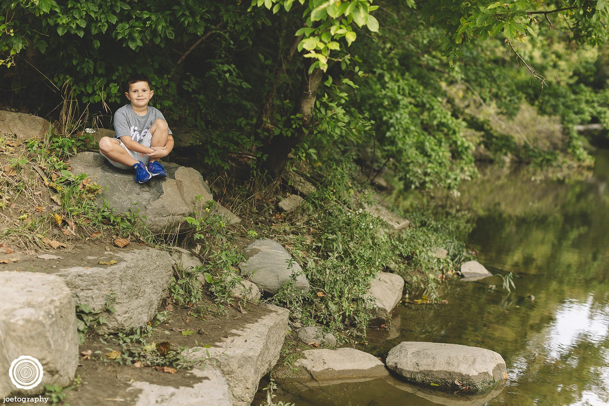 Riffle Child Portrait Session | Zionsville, Indiana - 9
