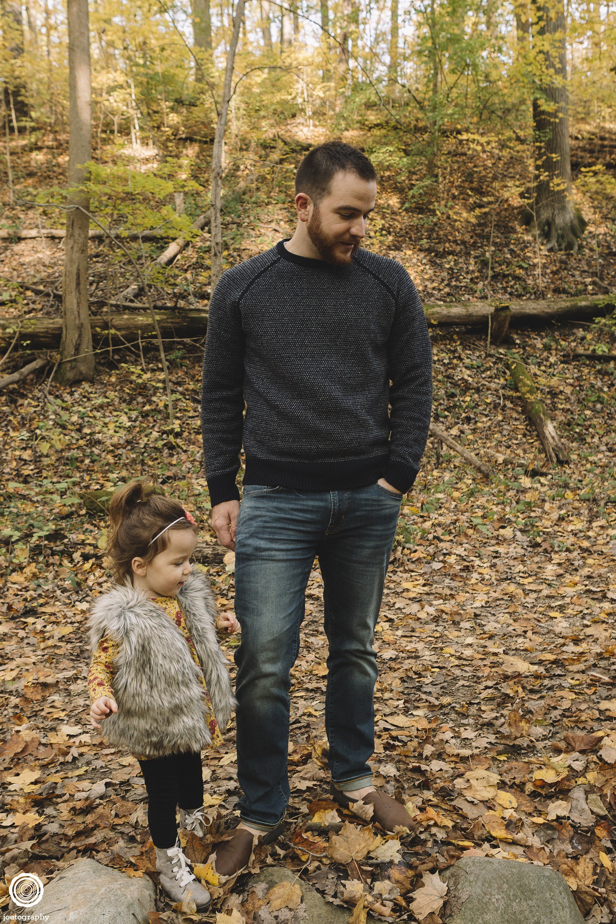 Ruetz Family Photo Session | Holliday Park - 4
