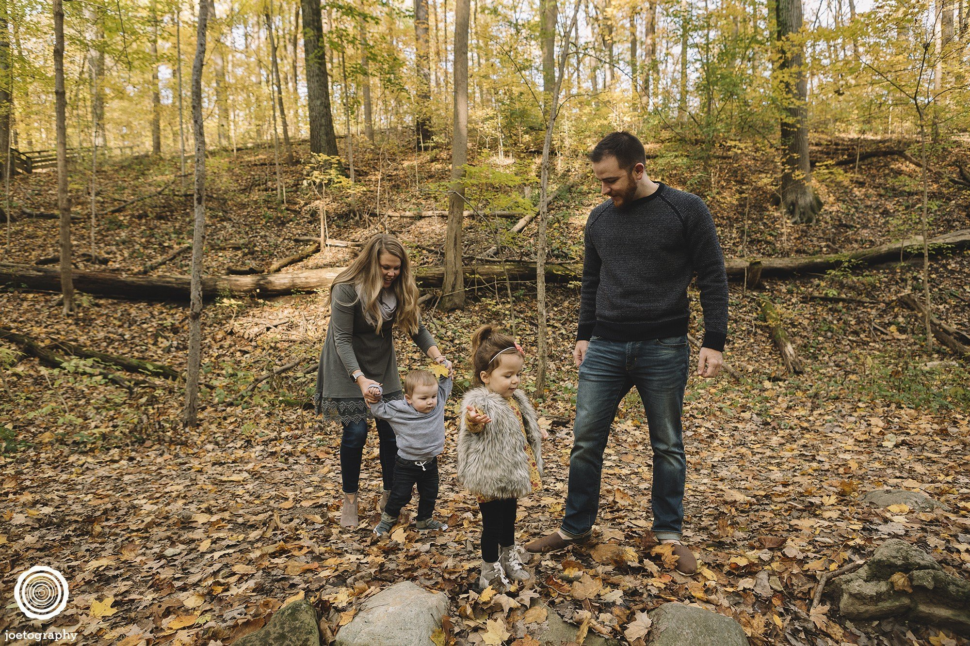 Ruetz Family Photo Session | Holliday Park - 3