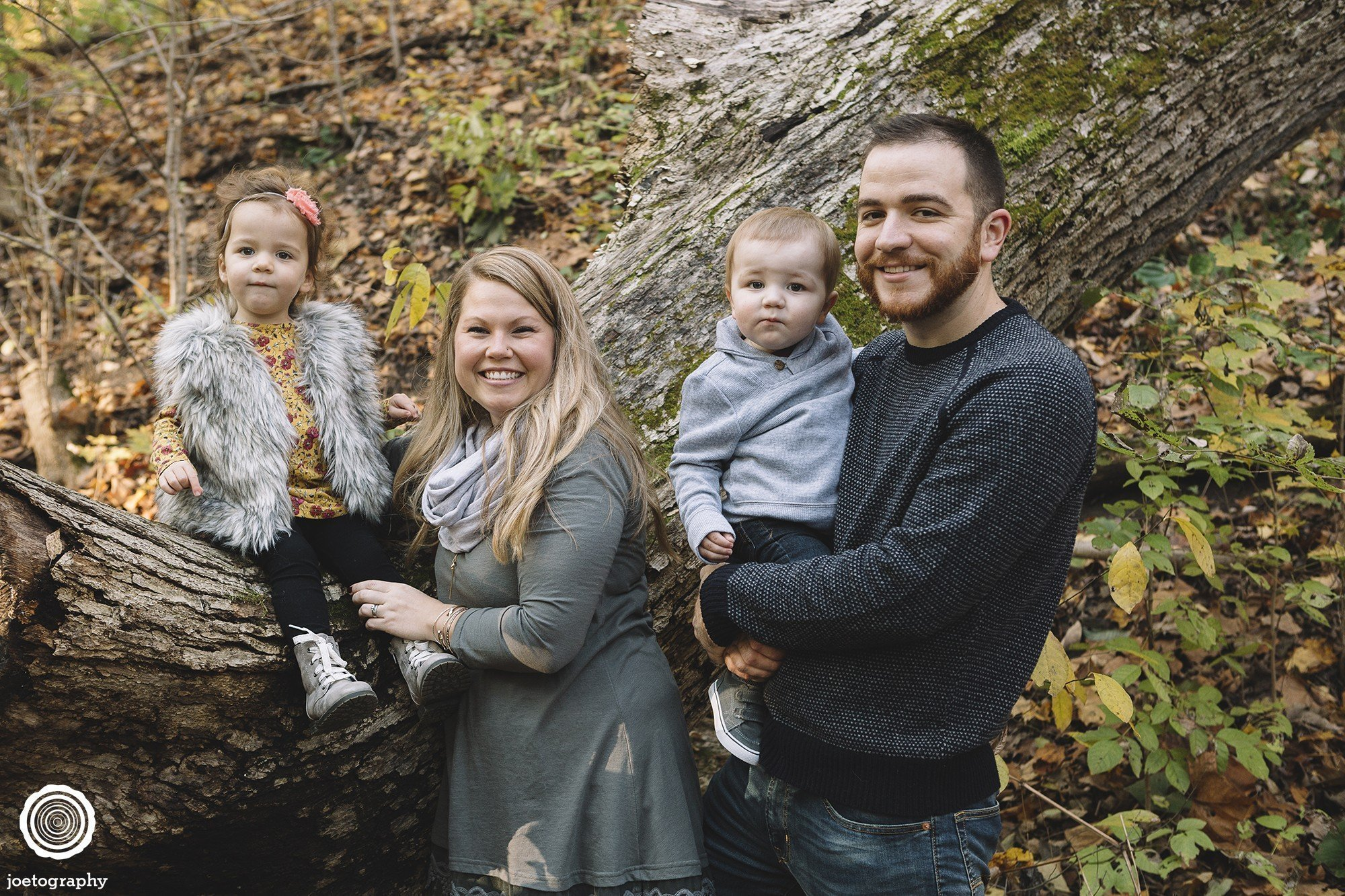 Ruetz Family Photo Session | Holliday Park - 6