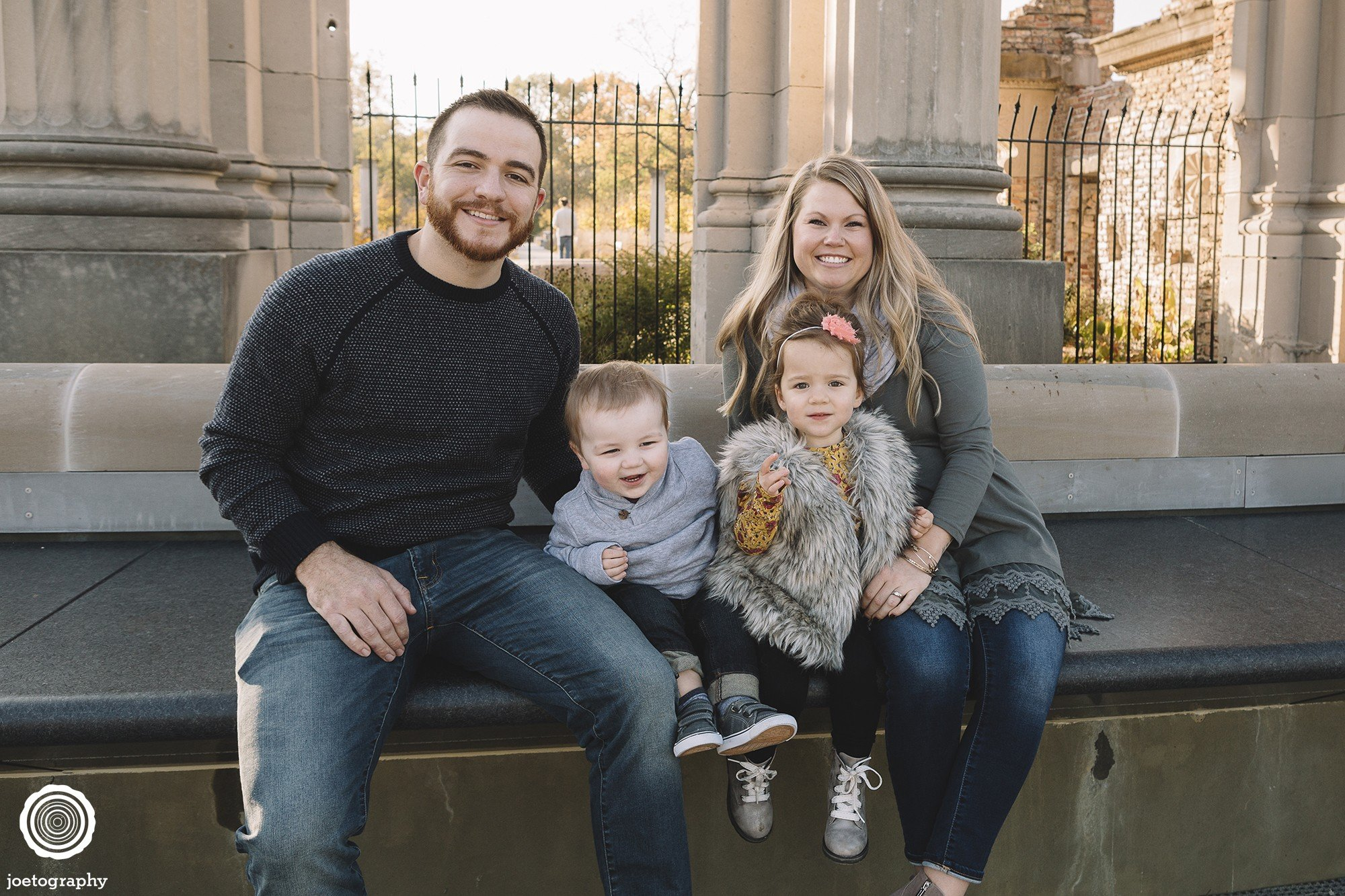 Ruetz Family Photo Session | Holliday Park - 10