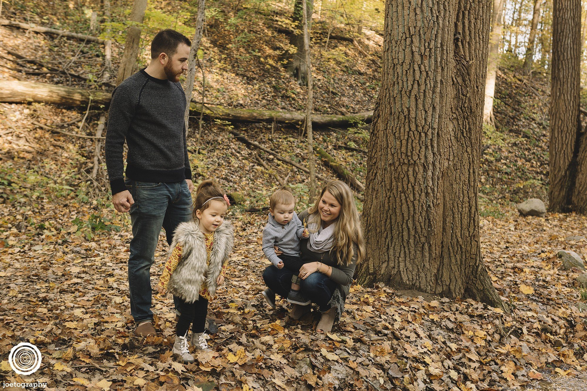 Ruetz Family Photo Session | Holliday Park - 1