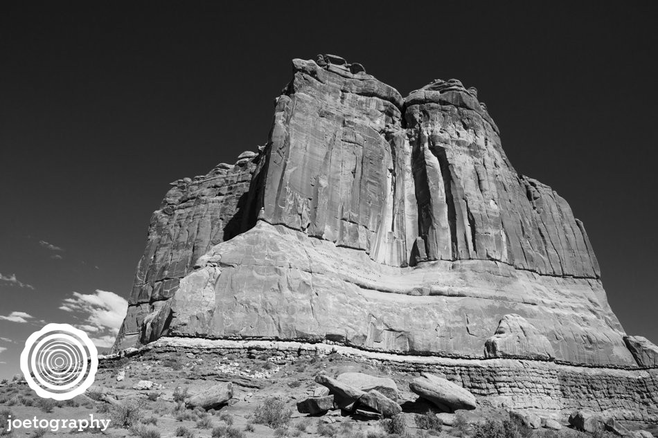 Absence - Tower of Babel - Arches National Park - Moab - Utah