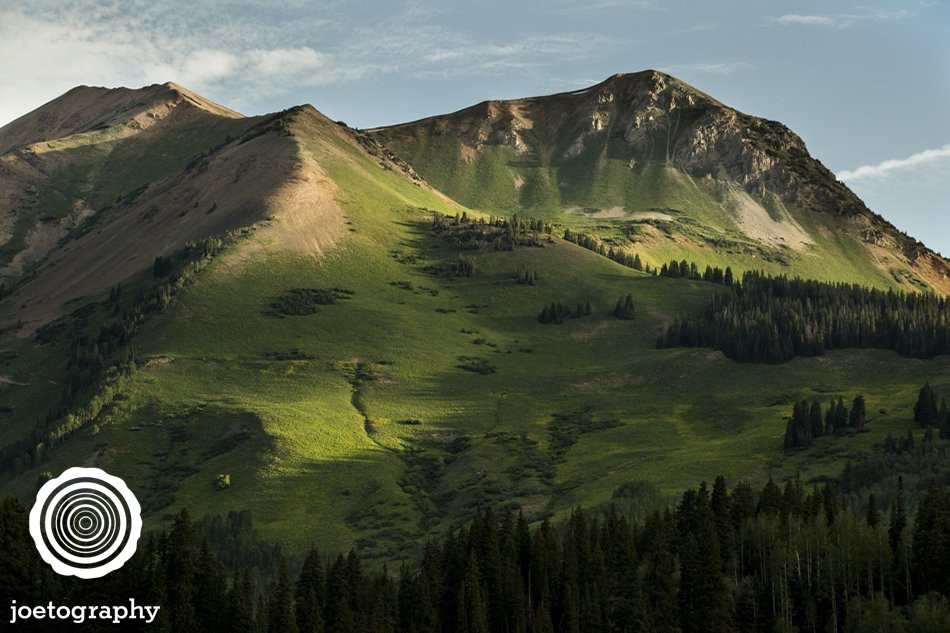 Curiosity — Belleview Mountain — Crested Butte