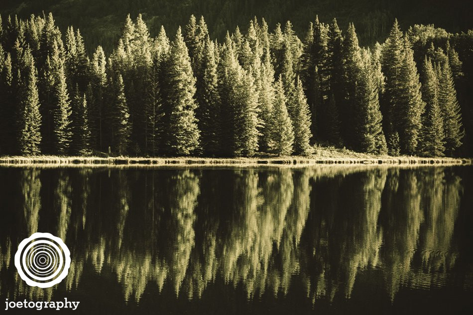 Pause and Reflect - Nicholson Lake - Crested Butte - Colorado